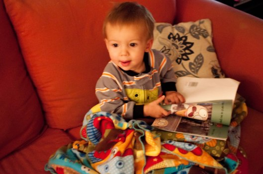 2013 01 08 Reading Blanket-1