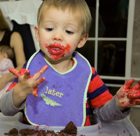 2013 07 26 Elmo Cupcakes-4