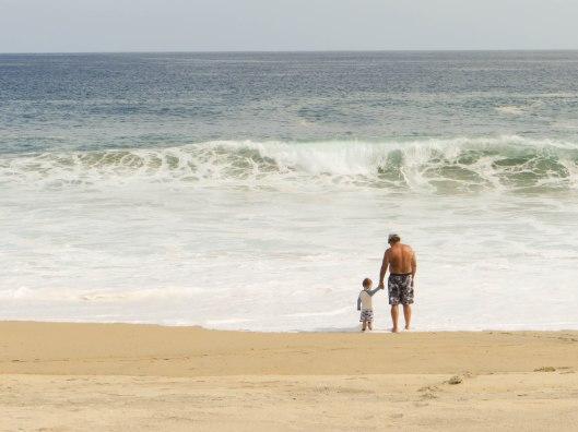 2013 08 02 Puerto Escondido- The Beach-1