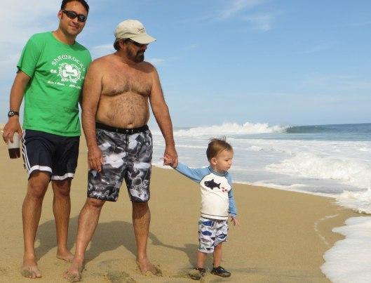 2013 08 02 Puerto Escondido- The Beach-13