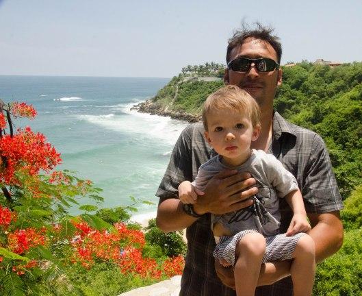 2013 08 02 Puerto Escondido- The Beach-14