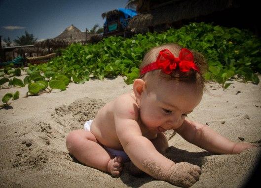 2013 08 02 Puerto Escondido- The Beach-4