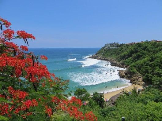2013 08 02 Puerto Escondido- The Beach-5