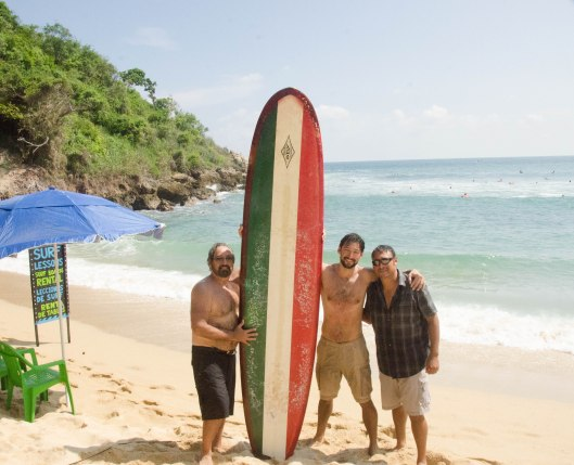 2013 08 02 Puerto Escondido- The Beach-7
