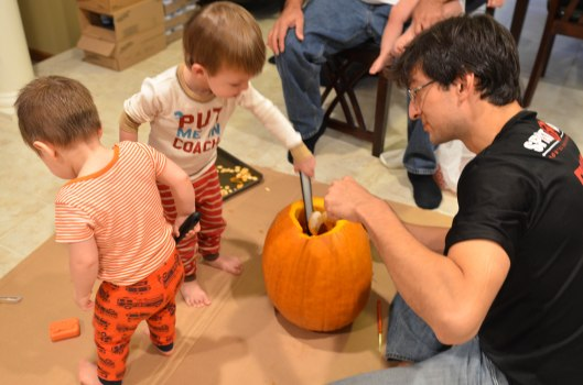 2013 10 24 Pumpkins and Babies-2