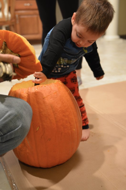 2013 10 24 Pumpkins and Babies-4