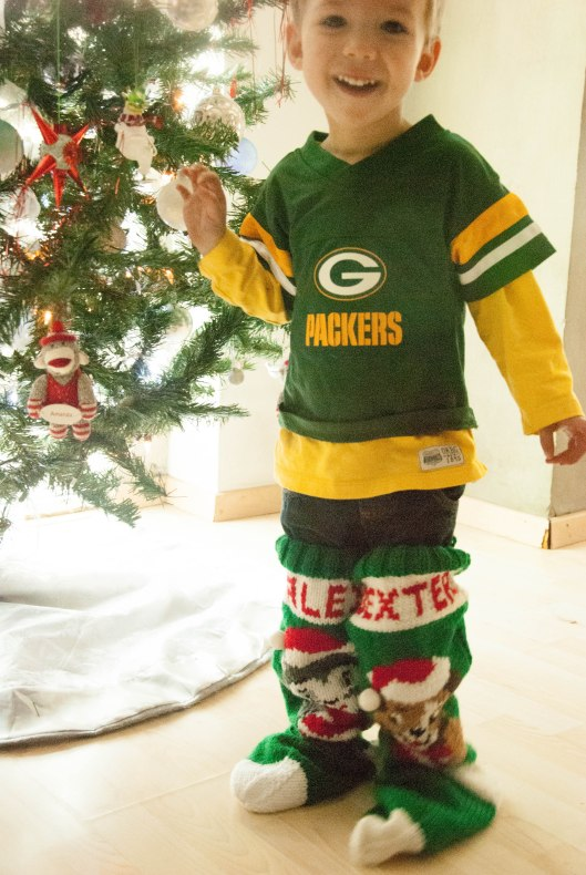 2013 12 10 Packers & Christmas-1