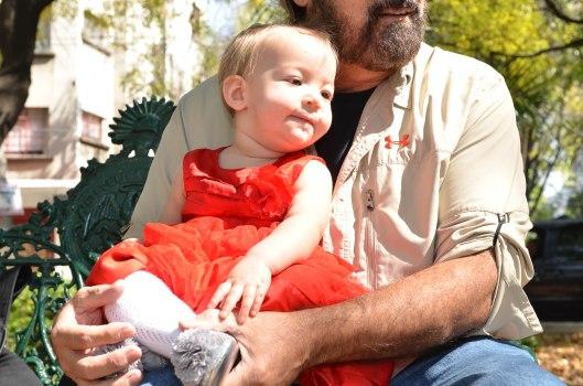 2013 11 22 Sitting with Grandpa Arled-10
