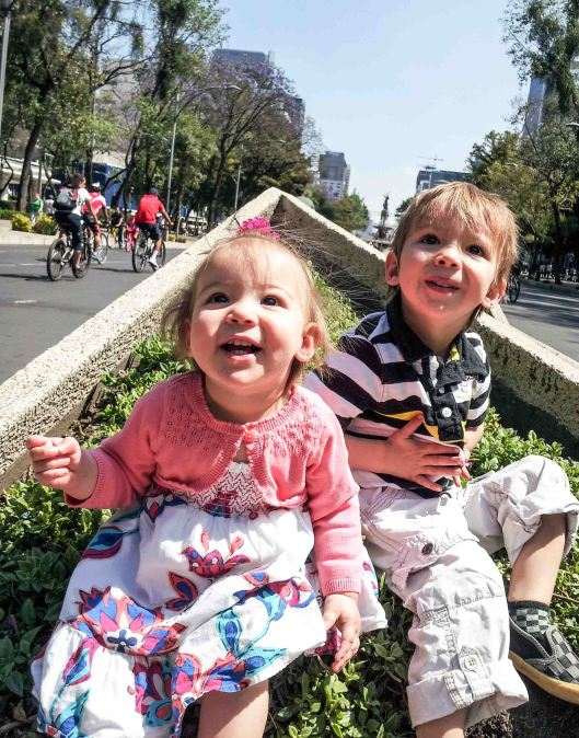 2014 03 02 Biking Reforma-2