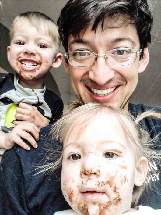 2014 03 26 Chocolate Ice-Cream Faces-2