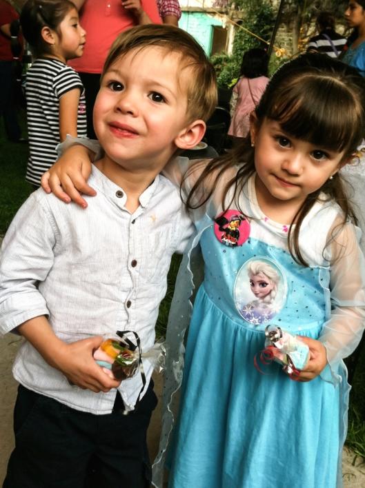 2014 06 21 Princess Elsa & Spiderman-2