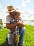 2014 07 17 Fishing with Grandpa Gene-1